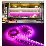 0.5M/1M/2M/3M/4M/5M USB LED Strip Light Stepless Dimming Waterproof TV Backlight for Kitchen Home Decoration
