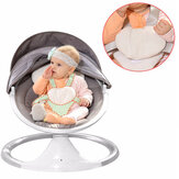 Electric Baby Swing Chair Infant Music Rocking Seat Multifunctional Baby Cradle for 0-3 Years Old