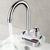 3000W Sıcak ve Soğuk Su Musluğu Anında Isıtma Suyu Isıtıcı Duş Başlığı ile