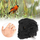 Garden Black Anti Bird Net Fruit Tree Protección de red de aves de corral Aviary Pond