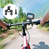 حامل تثبيت للدراجة الة تصوير مشبك ثابت لـ GoPro Osmo Most Action الة تصويرs