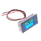 JS-C33 10-100V Universal LCD Car Acid Lead Lithium Battery Capacity Indicator Digital Voltmeter Voltage Tester Monitor Meter