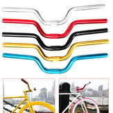 BIKIGHT 1pc Alumínio Alloy Handlebar Bicicleta Sporting Bike for Fixed Gear General 520mm