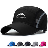 Mens Womens Summer Casual Mesh Breathable Baseball Cap