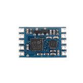 Module de capteur d'angle d'inclinaison à six axes GY-952 Accélération d'angle de port série Sortie de tension analogique TTL Carte de bricolage électronique Geekcreit pour Arduino - produits qui fonctionnent avec les cartes officielles A