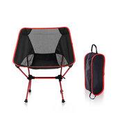 Складной стул Портативный алюминиевый стул Moon Складной стул для отдыха На открытом воздухе Пляжный На открытом воздухе Рыбалка Кемпинг Ба