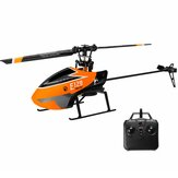 Eachine E129 2.4G 4CH 6-Axis Gyro Altitude Hold Flybarless RC Helicopter RTF