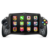 JXD S192K RK3288 Quatro Core RAM DDR3 4GB ROM 64GB 7 polegadas 4K Handheld Game Console Android Tablet para PSP Android PS1 NDS N64 Player de jogos