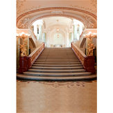 5x7ft 1.5x2.1m Beauty Gorgeous Wedding Palace Photography Backdrop Vinyl Cloth Background