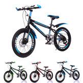 Bicicleta de montanha infantil de 20