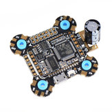 JHEMCU F722 Betaflight Flight Controller 2-6S OSD 5V/2A BEC Current with 25V/1000uF Capacitor 30x30mm 12.8g