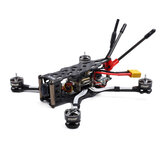 Cure-dents GEPRC PHANTOM Libre 125mm 2-3S FPV Racing Drone BNF / PNP F4 OSD 12A ESC 1103 Moteur IRC