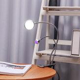 2 in 1 UV Colla polimerizzante lampada Liquido fisso desktop UV Colla lampada BGA Manutenzione di luce a led