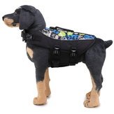 Summer Pet Dog Swimwear Vest Life Jacket For Dogs Labrador Dogs Jackets Clothes Safety Pet Swimsuit