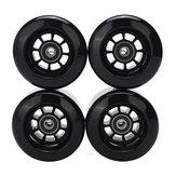 4PCS/Set 80x44mm Blank Pro Longboard Skateboard Wheels 80A