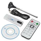 Grwibeou Digital Anten USB 2.0 HD TV Alıcısı Alıcı DVB-T2 DVB-T DVB-C VHF UHF FM DAB Microsoft Windows Vista için PC Dizüstü Bilgisayar için 7 Kazandı