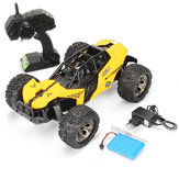 RCTBOX 1/12 2.4G 2WD High Speed 25KM/H RC Car Dessert Buggy Vehicle Model