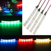 Taśma LED DC12V 5050 Światło dla samochodów kempingowych Biały Niebieski Czerwony Zielony Wodoodporny