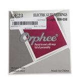 Corde per chitarra elettrica serie ORPHEE QE Manico liscio Qualità del suono brillante per chitarristi