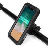 IPX8 Subaquática À Prova D 'Água Caso Motocicleta Bicicleta Suporte Do Telefone Para iPhone XS Max
