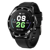 Rogbid GT Cinturino per monitor ossigeno pressione sanguigna Messaggio APP Push Promemoria Bluetooth Music Control Smart Watch