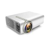 YG520 projetor para sistema de cinema em casa projetor de vídeo com HDMI AV USB Home Mini HD 1080P projetor
