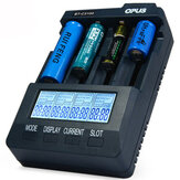 Opus BT-C3100 V2.2 4スロットのLCDディスプレイSmart Intelligent Universal Battery Charger