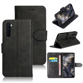 Bakeey Magnetic Flip with Multi Card Slots Wallet Stand PU Leather Full Cover Protective Cover for OnePlus Nord