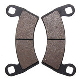 Front Rear Brake Pads For Polaris RZR 1000 XP Ranger Crew 700 800 900 RZR-4 XP