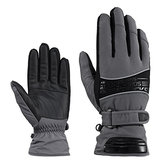 RockBros Ski Guantes Impermeable Warm Snowboard Snowmobile Guantes Sport al aire libre Ciclismo Guantes