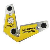 2pcs 25lbs Angle Arrow Soldering Locator Magnetschweißhalter Schweißerwerkzeug