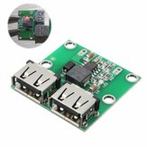 3Pcs Dual USB Output 6-24V To 5.2V 3A DC-DC Step Down Power Charger Module Converter
