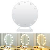 50cm Hollywood Makeup Mirror With Light LED Bulbs Vanity Beauty Dressing Room