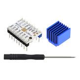 SIMAX3D® TMC2208 V2.0 Stepper motor Controlador de controlador motor Tablero de módulo de controlador Stepstick