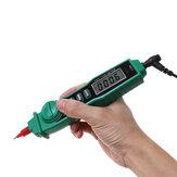 デジタルマルチメータペンタイプAC / DC電圧電気メーターハンドヘルド抵抗ダイオードテスター