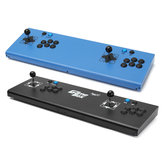 PandoraBox 4S 815 in 1 Dual Player Double Joystick Arcade Game Console Blue Black