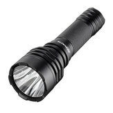 SEEKNITE C8G NM1 LED 750LM 748m 21700 Flashlight 6000K 7135*8 Powerful 21700 Flashlight Dual-group Modes LED Tactical Torch