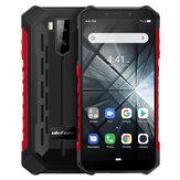 Ulefone ARMOR X3 IP68 IP69K ضد للماء 5.5 بوصة 5000mAh 2GB رام 32GB روم MT6580 رباعي core 3G الهاتف الذكي