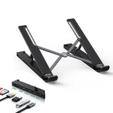 UGREEN Multifunctional Laptop Stand Tablet Stand Tablet Holder with USB Hubs, Type-C USB 3.0 SD/TF Card Reader HDMI-Compatible