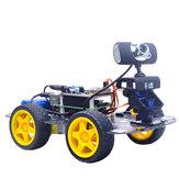 Xiao R DS Bezdrátové bezdrátové video inteligentní robotové auto s fotoaparátem