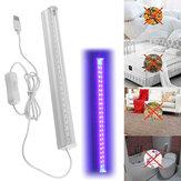 DC5V 6W UVC LED Sterilizer Germicidal UV Lamp Ultraviolet Disinfection T5 Tube Strip Light  UV Sterilizer Lamp