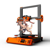 HOMERS/TEVO® Tarantula Pro 3D Printer Kit with 235x235x250mm Printing Size MKS GenL Mainboard 0.4mm Volcano Nozzle Support 1.75mm Filament