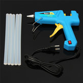 20/40/60/80/100W Powerful Electric Heating Hot Melt Glue Gun Sticks with 5Glue Sticks