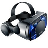 VRGPro VR Glasses 3D Headset Virtual Reality Audio Video All-in-one Headset for 5~7 inch Mobile Phone