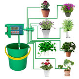 Automatic Micro Home Drip Irrigation Watering Kits System Sprinkler with Smart Controller for Garden Bonsai Indoor