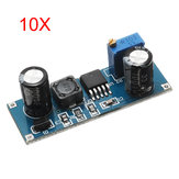 10Pcs XL7015 DC-DC Converter Step Down Module 5V-80V Wide Voltage Input Better Than 7005A