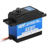 SPTサーボSPT5632-360コアレスデジタルサーボメタルギアラガートルクリニア変更RCロボット用