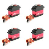 4PCS JX PDI-6221MG 20KG Large Torque Digital Standard Servo 180 Degree For RC Airplane