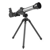 20-40X Astronomical Telescope Science Educational HD Monocular Toys with Tripod