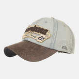 Washed Cotton American Embroidery Baseball Cap